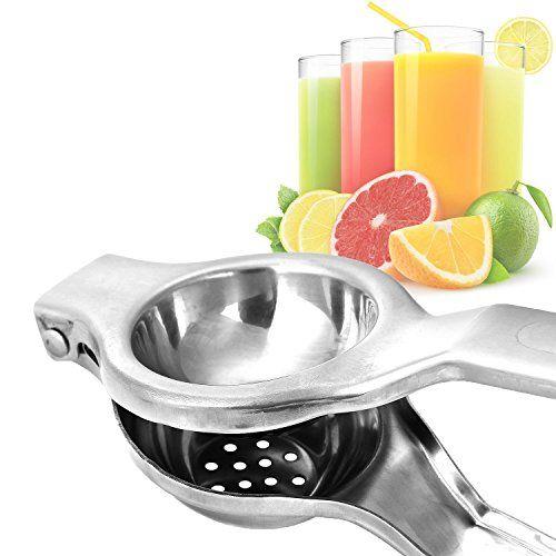 Zitronenpresse, ISUDA Zitronen Presse Prämie Qualitäts Edelstahl Zitrone Und Kalk Zitruspresse Orangenpresse Handelsübliche Qualität Handpresse isuda http://www.amazon.de/dp/B015CGQ00A/ref=cm_sw_r_pi_dp_U18iwb13B8G1H