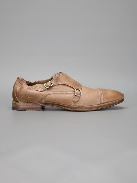 86f94a57c3bd8 N.d.c. Made By Hand Distressed Monk Shoe - Suus - Farfetch.com ...