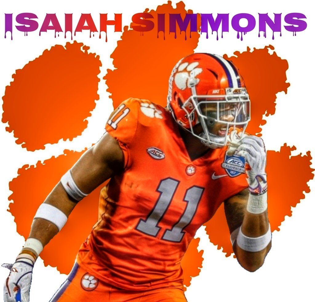 Ncaaf Nation On Twitter Clemson Tigers Football Clemson University Football Clemson Football