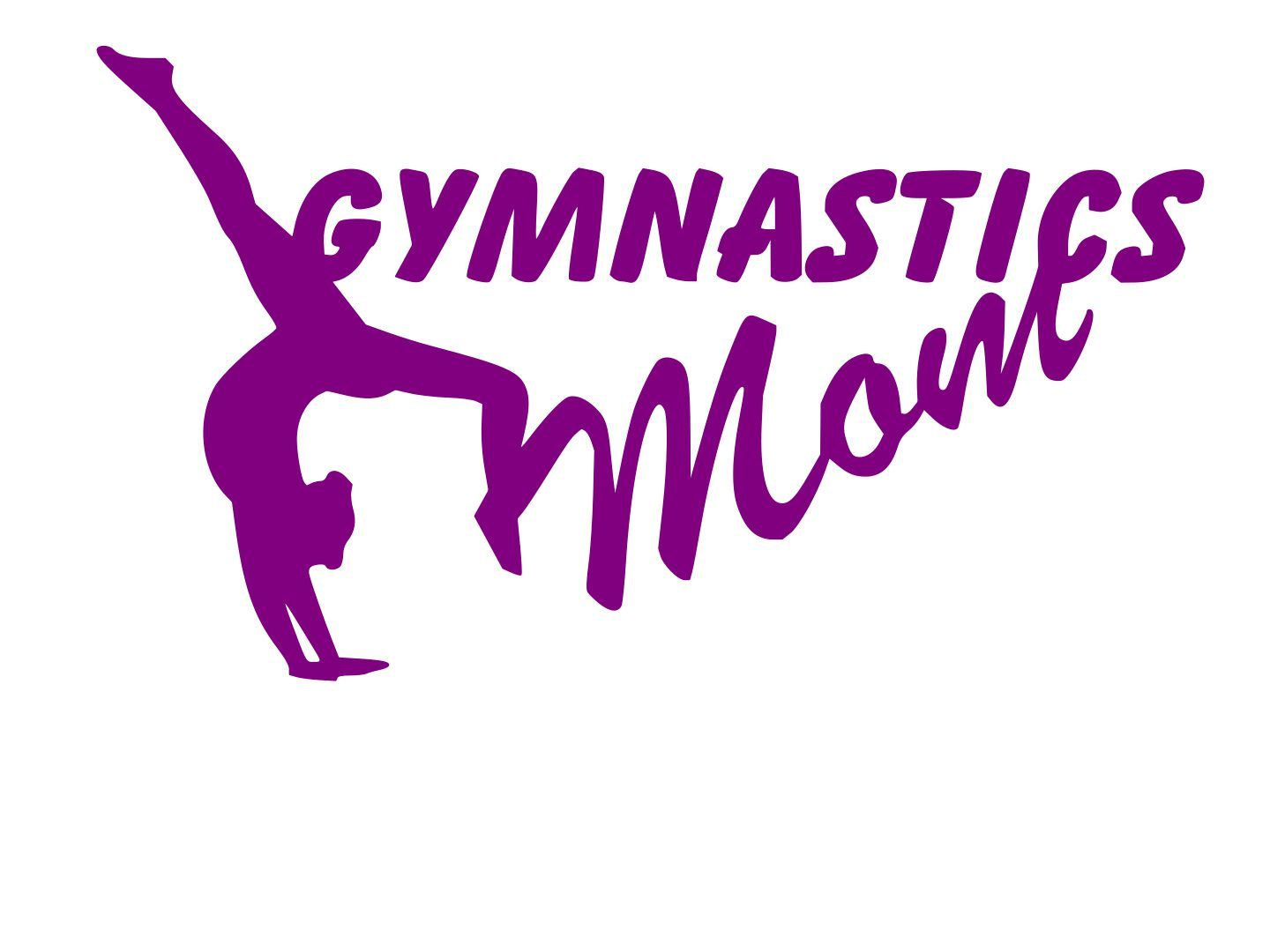 Gymnasticsmomcardecalvarietyofcolorsalsoinbybaywear gymnasticsmomcardecalvarietyofcolorsalso silhouette cameo projectscar decalswall amipublicfo Image collections