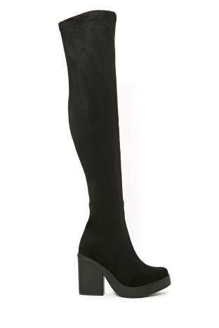 49dc1dc9d62 Miista Emi Thigh High Boot | shoe envy | Shoes, Shoe boots, Thigh ...