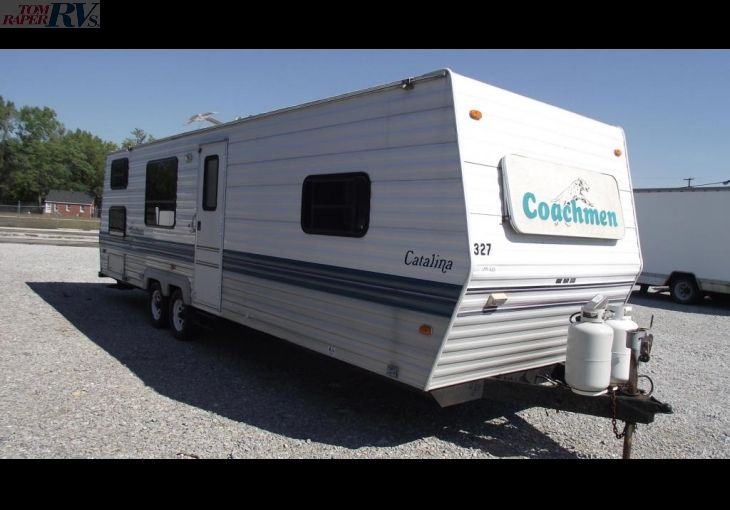 1996 Coachmen Catalina 299TB | RV | Recreational vehicles