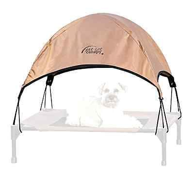 New Raised Pet Cots Canopy Elevated Foldable Outdoor Indoor Cat Dogs Bed Cot Cot Canopy Elevated Dog Bed Outdoor Pet Bed