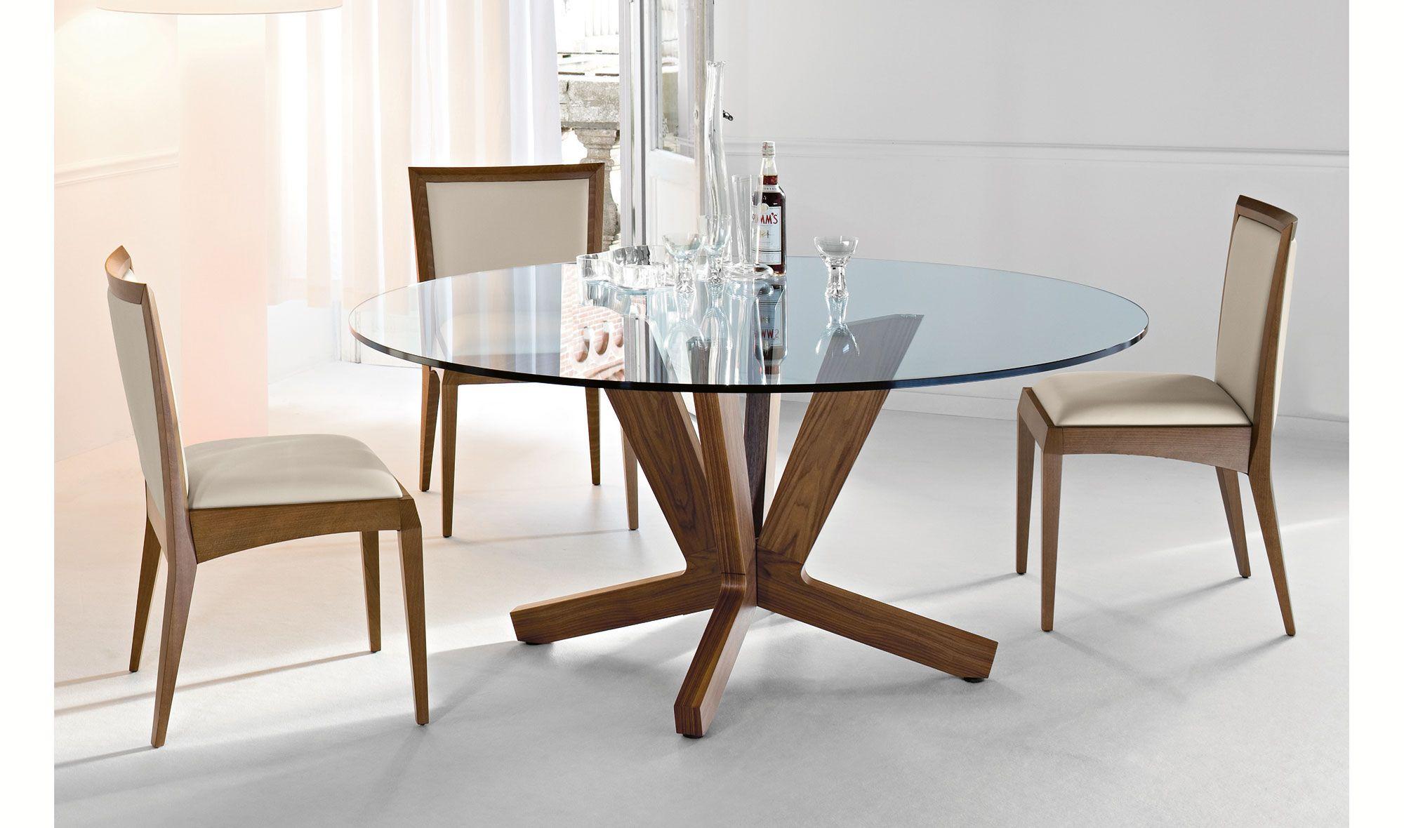 32 Awesome mesa comedor redonda extensible moderna | Ideas para el ...