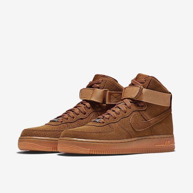 la meilleure attitude 41401 beedb Nike Air Force 1 High Suede – Chaussure pour Femme. Nike.com ...