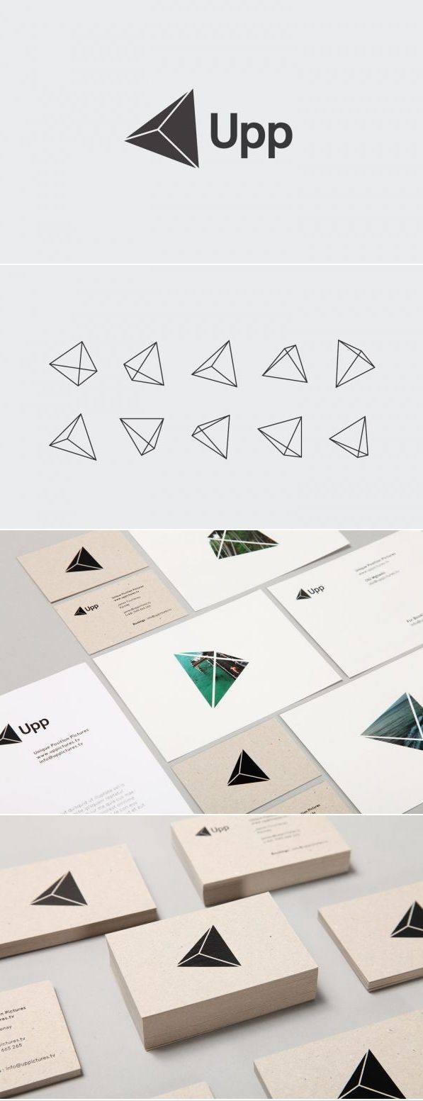 Upp branding.