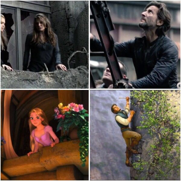 Just like in fairytale #kabby #the100