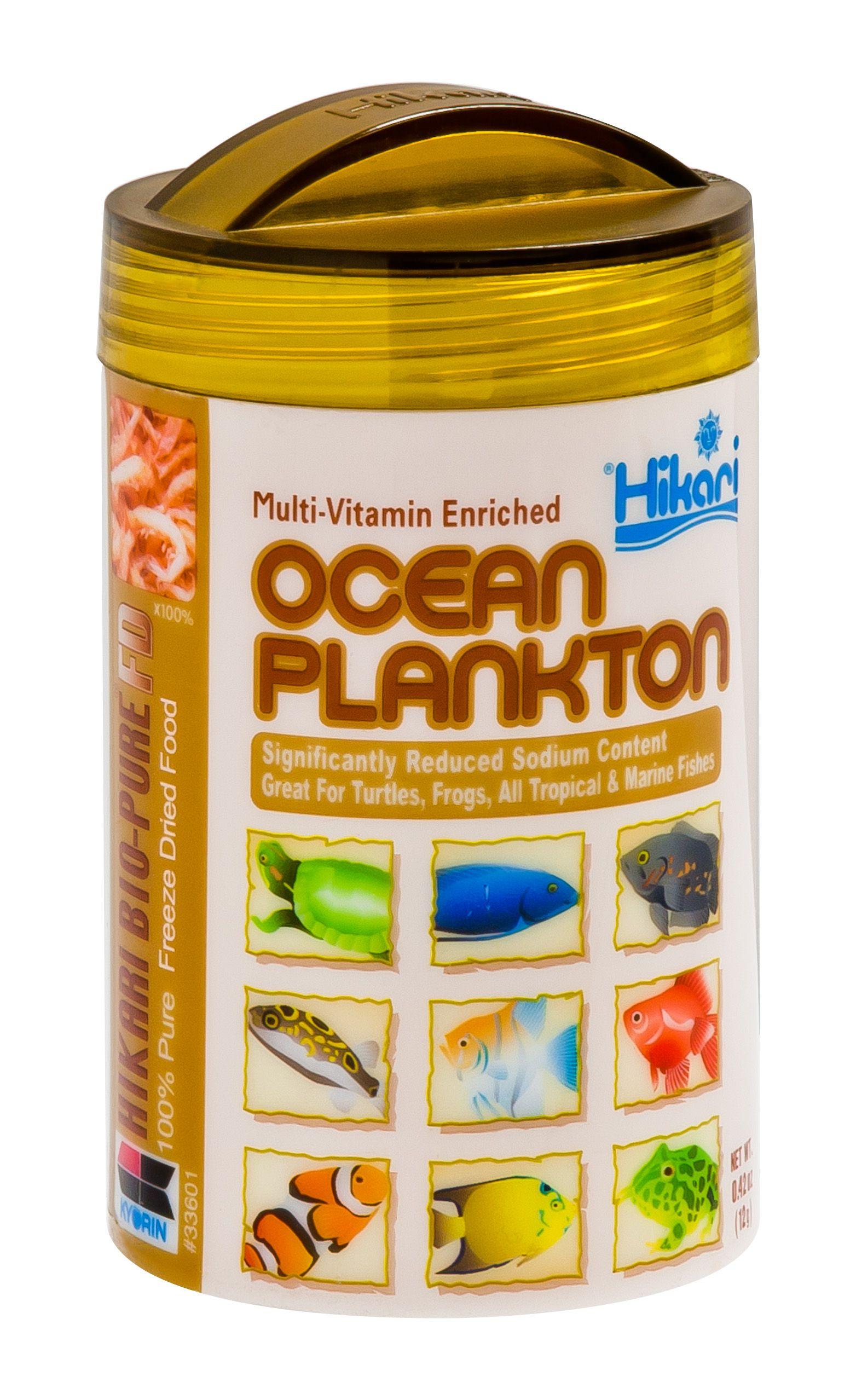 Anthias love hikari biopure fd ocean plankton www