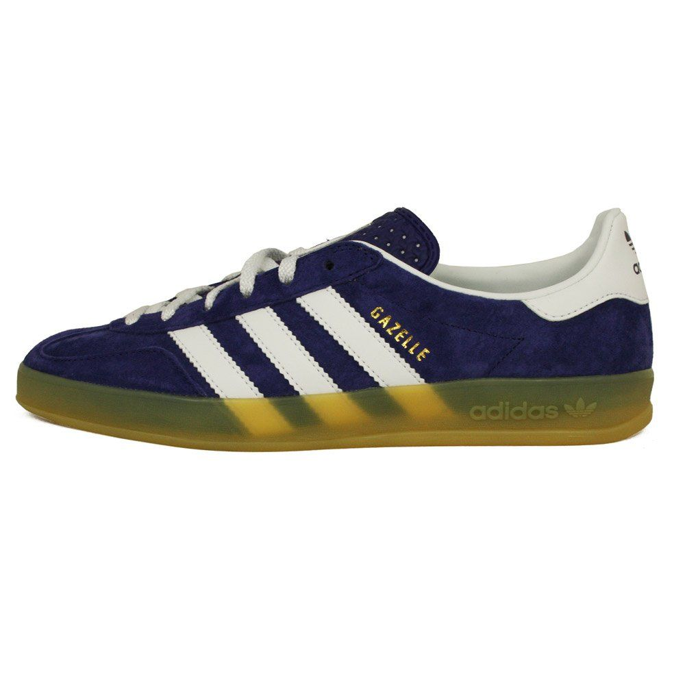 derrocamiento Prefijo arquitecto  Adidas Orginals | Gazelle Indoor Purple Shoe V23174 | Purple shoes, Sports  wear women, Sneakers