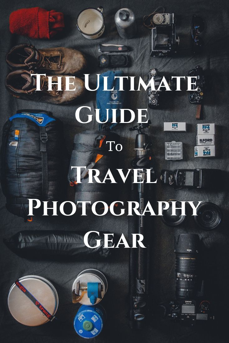 When it comes to getting your travel photography gear right, it's a fine balancing act between quality, weight and versatility.  Heavy and cumbersome equipment often leaves a travel photographer feeling jaded, but we've assembled the perfect travel photography gear setup to keep you fresh on your travels!  Pack your perfect travel photography gear bag here.  #travelphotography #travel #traveling #wanderlust #photographygear #photography #photographytips #cameras