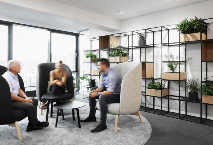 Sparekassen Thy Offices - Viborg - Office Snapshots