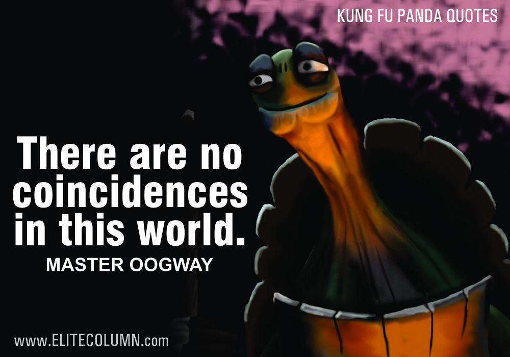 9 Fabulous Kung Fu Panda Quotes To Make Your Day Tattoo Ideas