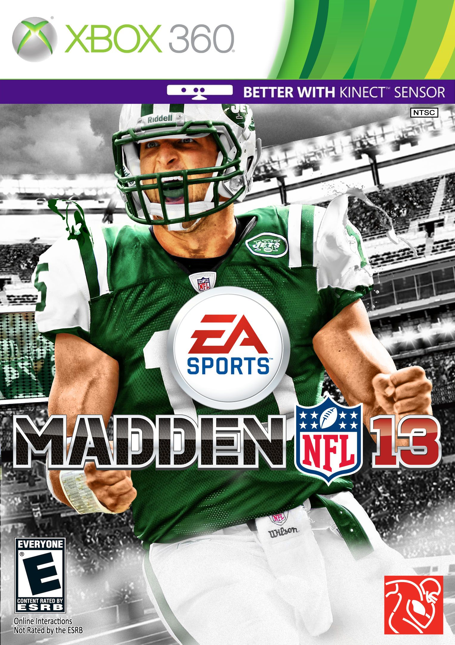 Pin By Thomas Gillis On New York Jets Tim Tebow New York Jets Madden Nfl