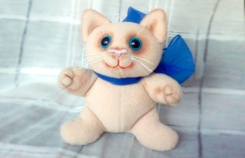 сиамский-котенок