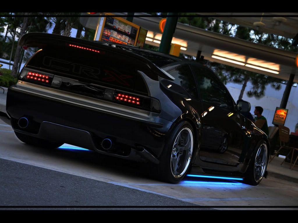 Love the taillights crx honda rvinyl