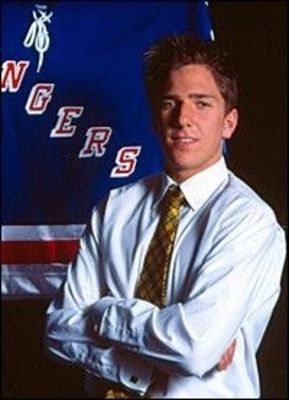 Henrik Lundqvist The Day He Was Drafted By The Rangers This Man