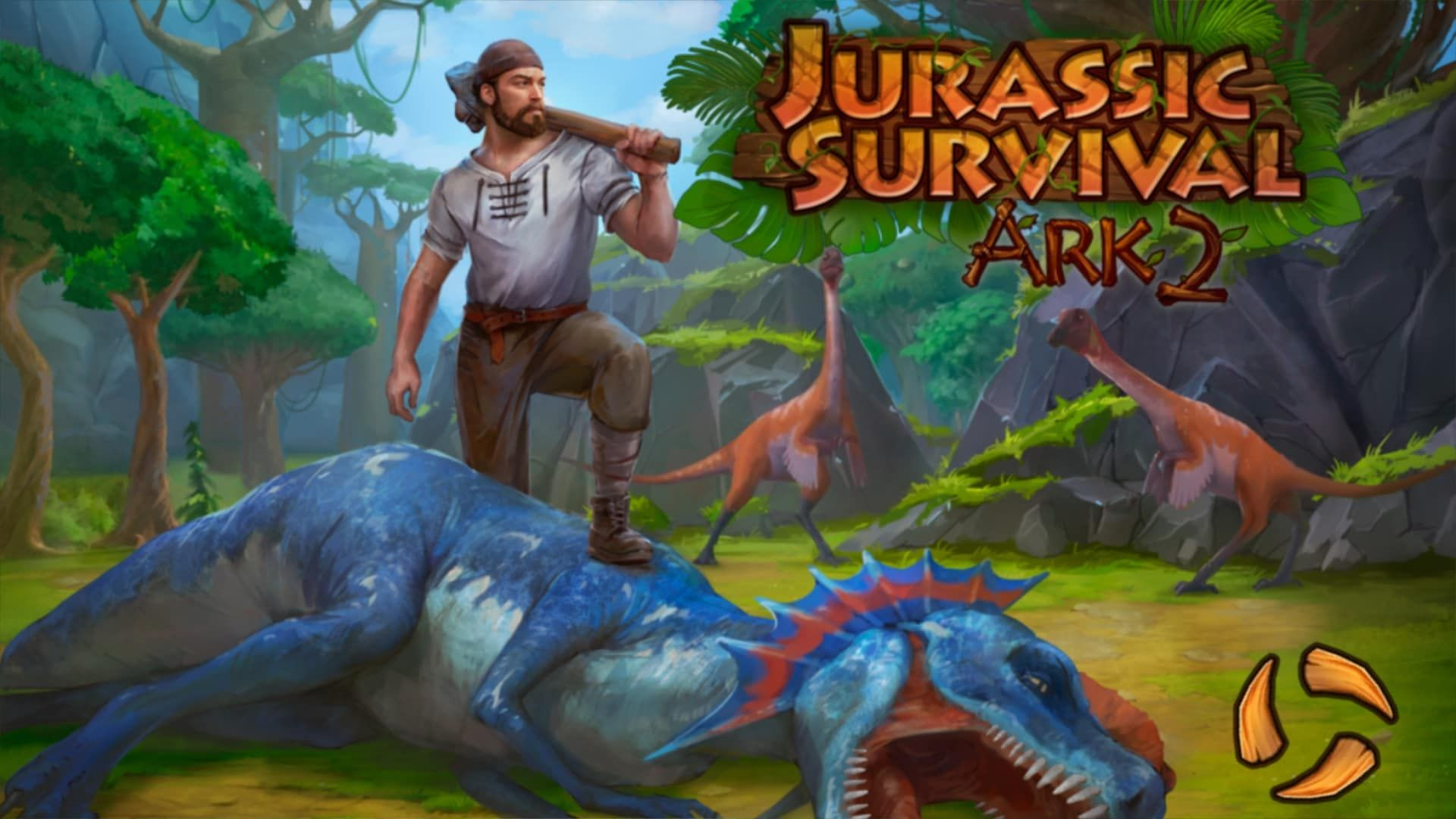 The Ark of Craft 2: Jurassic Survival Island Mod APK unlimited money