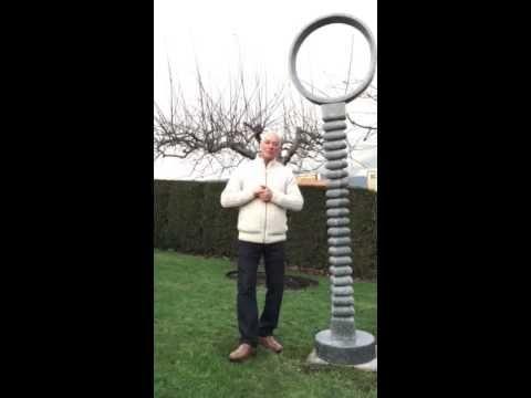 Art of Sculpture video 3 Granite sculpture-art-spirituality-nature of mind www.lorenzoart.ca