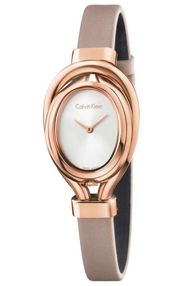 d4266b81ccf Reloj Calvin Klein mujer K5H236X6 Microbelt