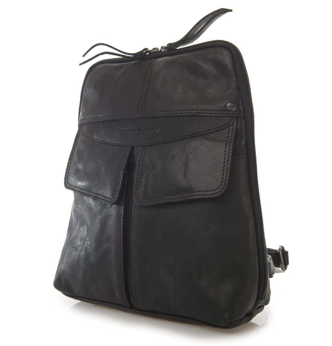 Spikes & Sparrow leather backpack, 23961