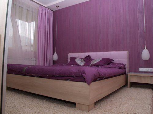decoração de paredes chão jardim cores violeta roxo e lilas - Pesquisa Google