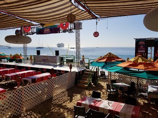 Mango Deck Restaurant Beach Club Cabo San Lucas 2018 All You Need To Know Before Go With Photos Tripadvisor