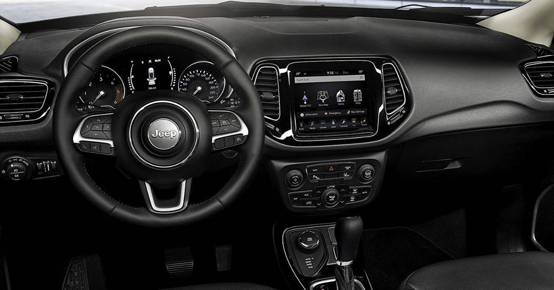 La Bellezza Nei Dettaglilasciati Sorprendere Dagli Interni Di Jeep Compass Jeep Compass 2 0 Mjt Night Eagle 4wd 140 Cv Promozi In 2020 Jeep Compass Jeep Civitavecchia