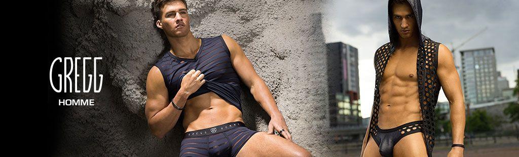 nouvelle collection #gregghomme automne 2014 / hiver 2015 10 % sur votre 1ere commande http://www.romeo-lingeriemasculine.com/recherche/gregg/