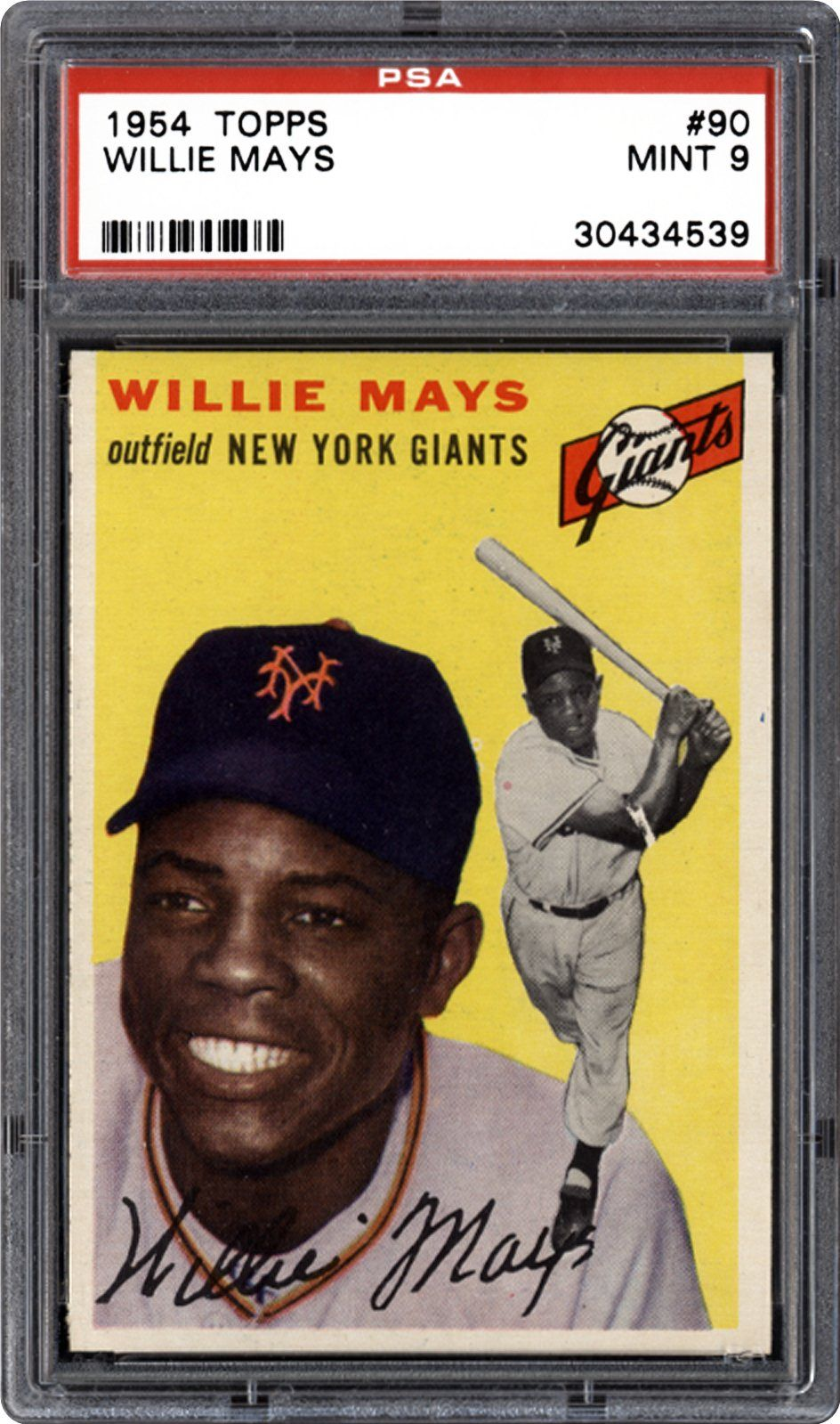 Photo of Best Willie Mays Cards to Own