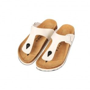 Cork Flip Flop For White Mens Slippers bb0f1a6e3366