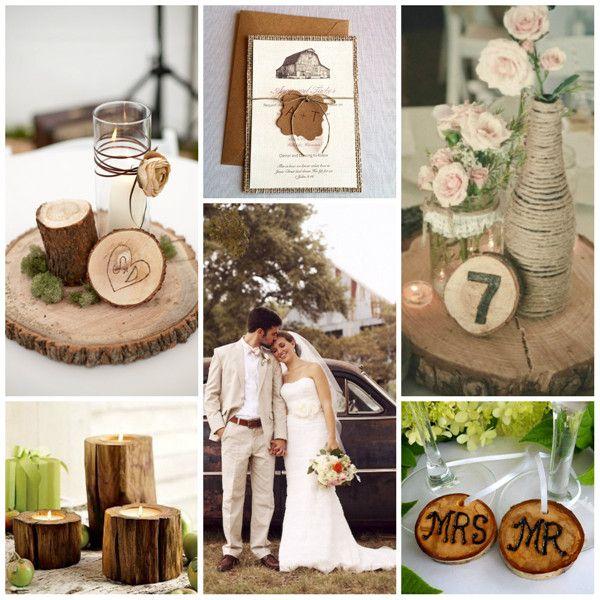 Unique Country Wedding Ideas: Unique Rustic Wedding Ideas And Wedding Invitations
