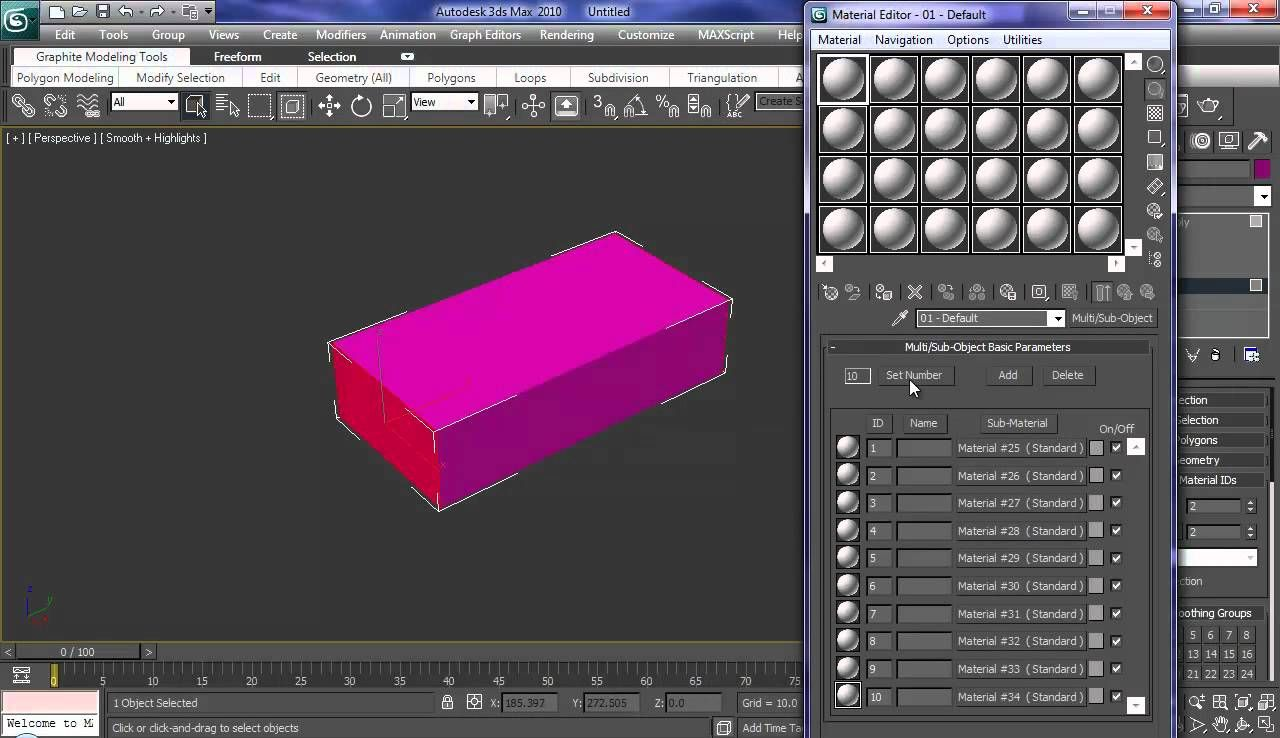Material Overlay Creation & Application, Part 2 of 2