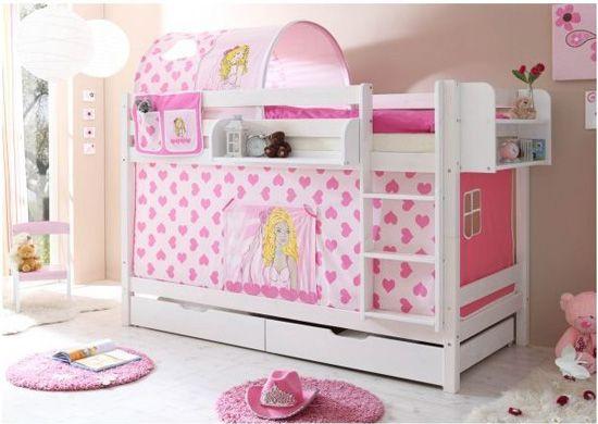 Para terminar os informo que sus precios son muy interesantes dise os de cama pinterest - Caballeros y princesas literas ...