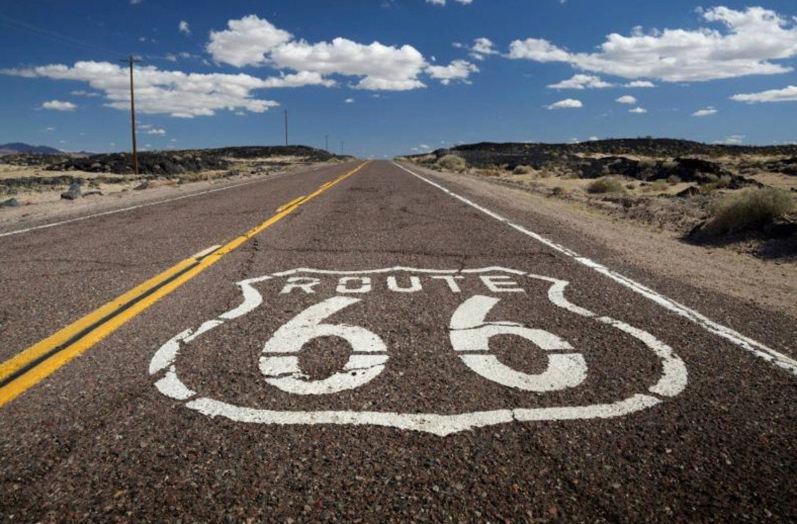 Take a ride on Route 66 and