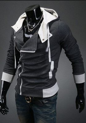 Men's Assassin's Creed Style Hoody | Deal Man