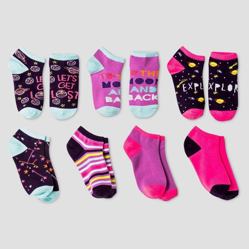 Purple dress socks  Girlsu Casual Socks Black S  Cat u JackGirlus Size Small