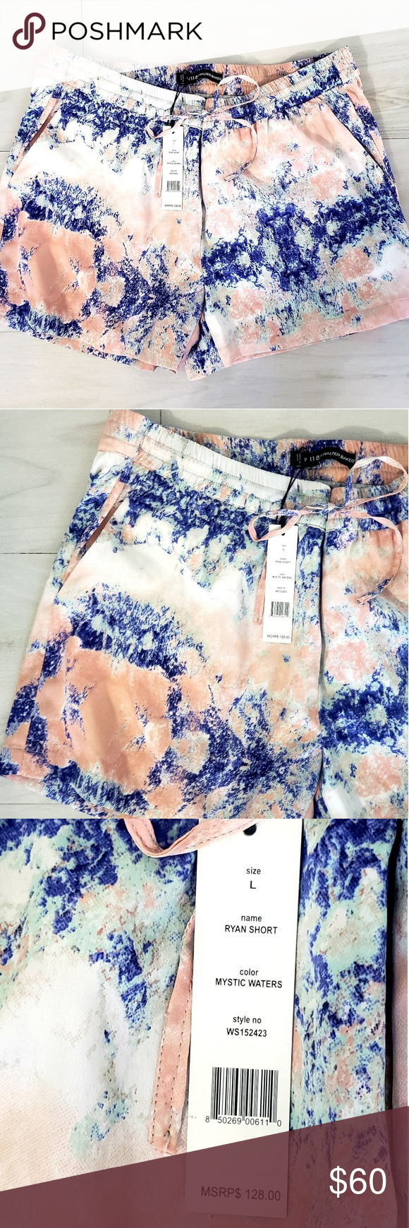 W118 Walter Baker silky printed drawstring short L W118 Walter Baker beautiful printed silky drawstring shorts, new with tags, fits like an 8. 3.5 inseam, roomy fit. Dress up with wedges or your fave tory burch flats:) W118 by Walter Baker Shorts #wfaves W118 Walter Baker silky printed drawstring short L W118 Walter Baker beautiful printed silky drawstring shorts, new with tags, fits like an 8. 3.5 inseam, roomy fit. Dress up with wedges or your fave tory burch flats:) W118 by Walter Baker Shor #wfaves