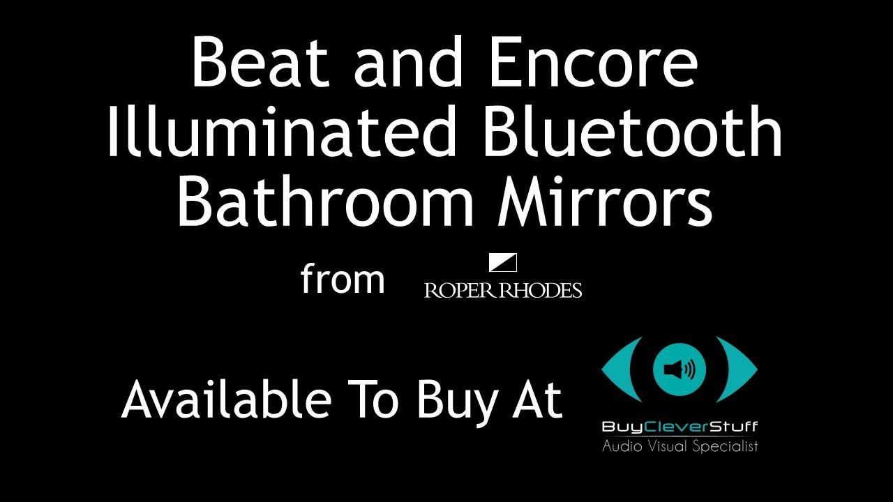 Mirror In The Bathroom The Beat Youtube