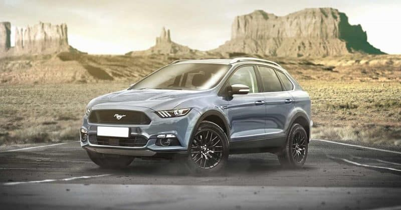 The Best Crossover Suv Evs And Plug Ins Of 2020 Ford Mustang Suv Suv Ford Mustang