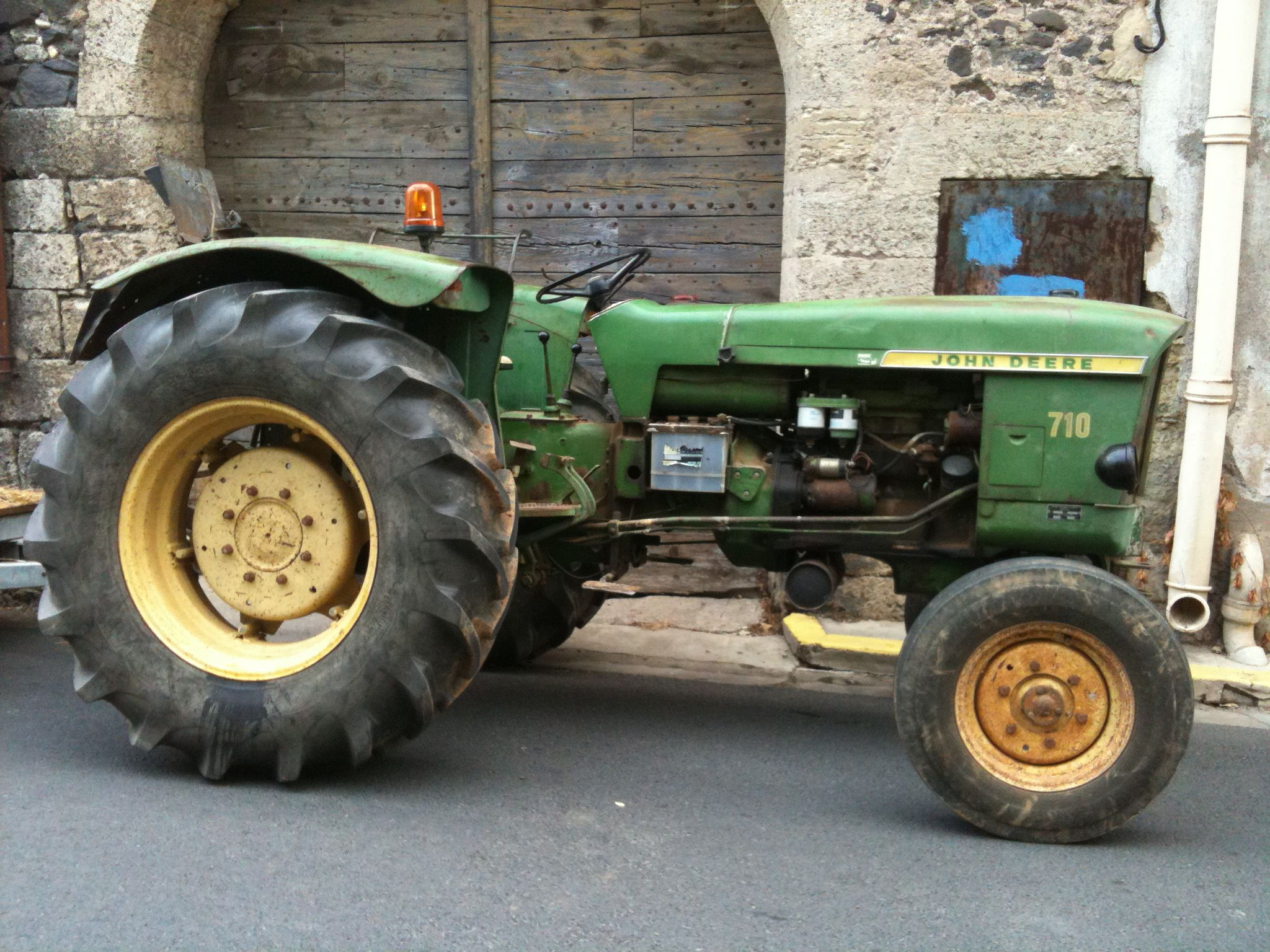 710 john deere 1960's - Google Search Vintage Tractors, John Deere Tractors,  Tractor,