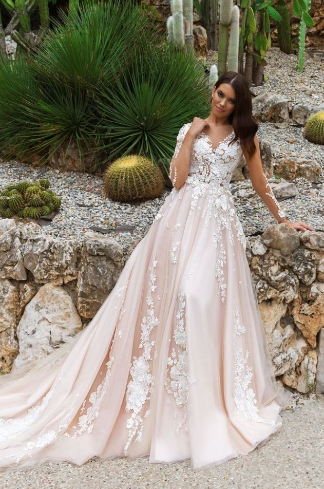 530c5179f6d Crystal Design Aniya - The Blushing Bride boutique in Frisco