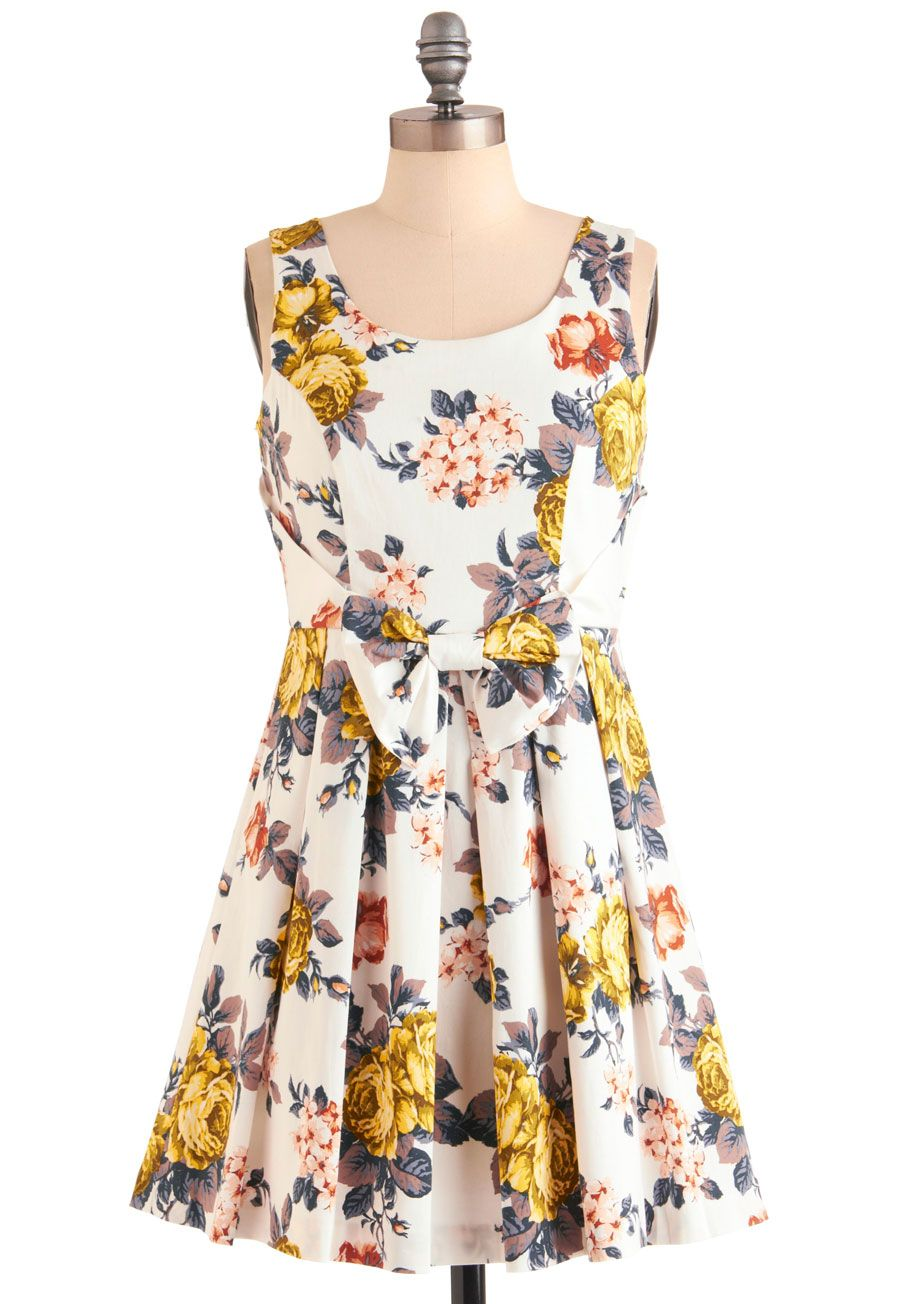 Flower couple dress short yellow blue pink floral bows flower couple dress short yellow blue pink floral bows mightylinksfo