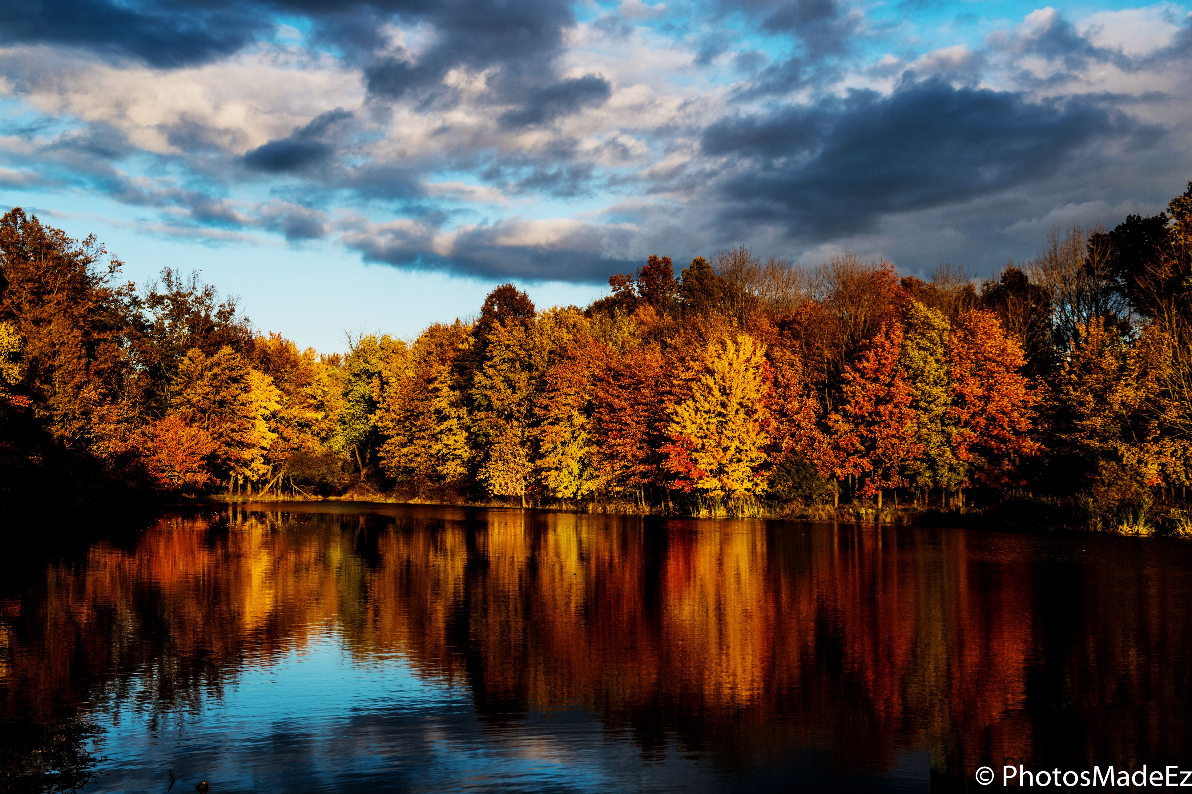 Nature Photography Of Fall Colors In New Jersey By Mou Mukherjee Of Photosmadeez Tlpicks Travelphotography Nikon Nature Photography Amazing Nature Landscape