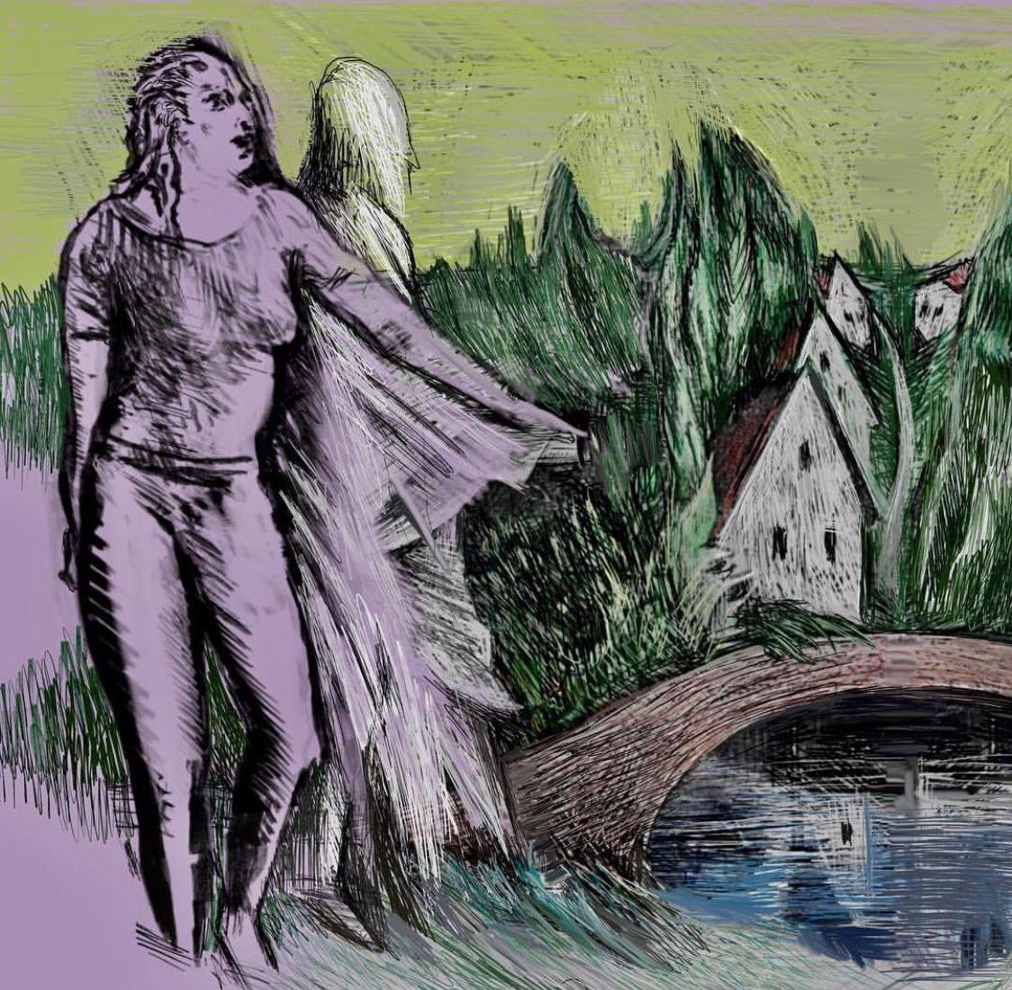 Reinhard Weiss Sketches, Art