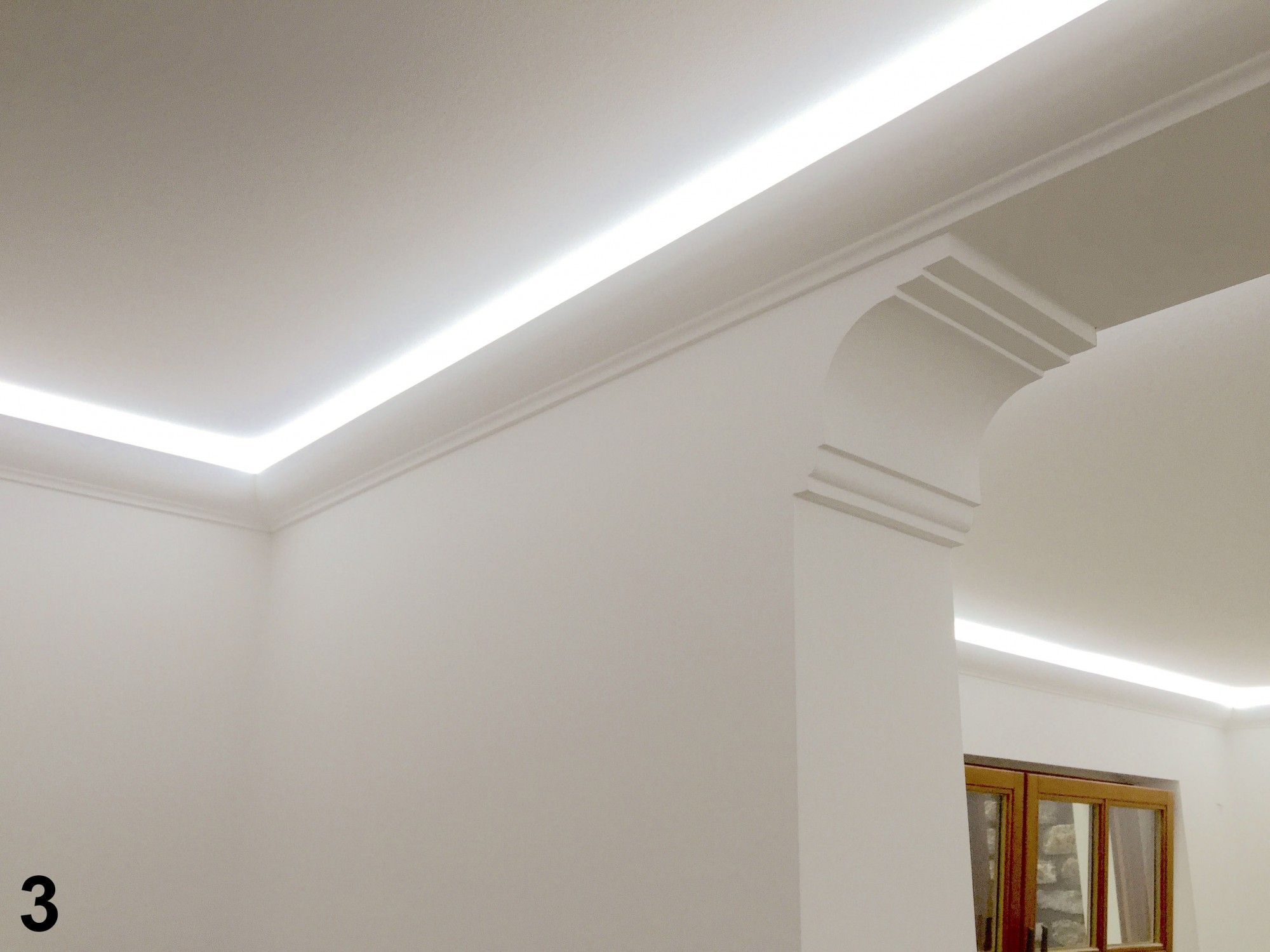 Indirekte Deckenbeleuchtung ähnliches foto wohnzimmer beleuchtung und wohnzimmer