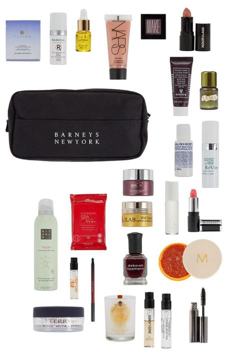 Barney's beauty bag September 2014 | Barney, 3lab, Beauty sets