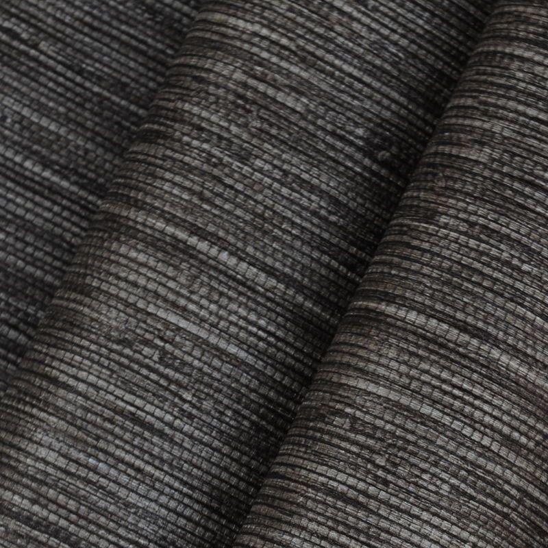 New Modern Vinyl Metallic Texture Faux Grasscloth