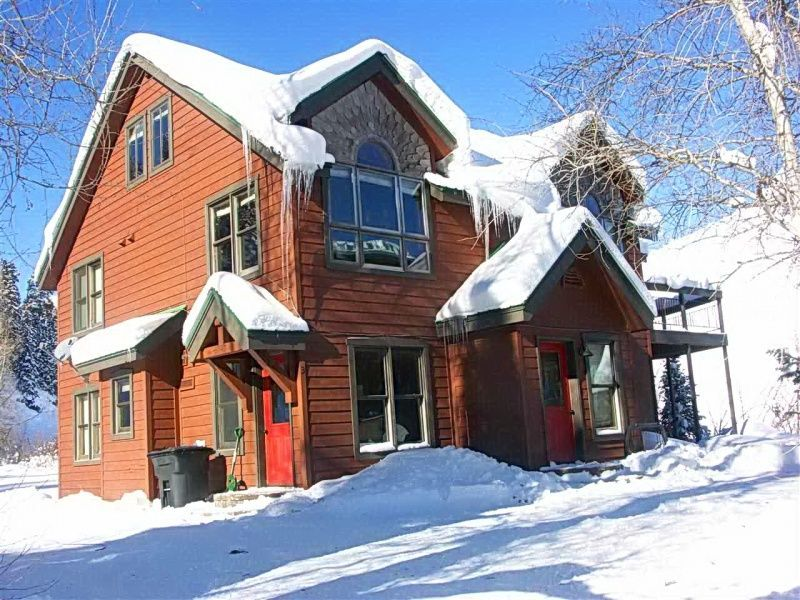 House vacation rental in crested butte from