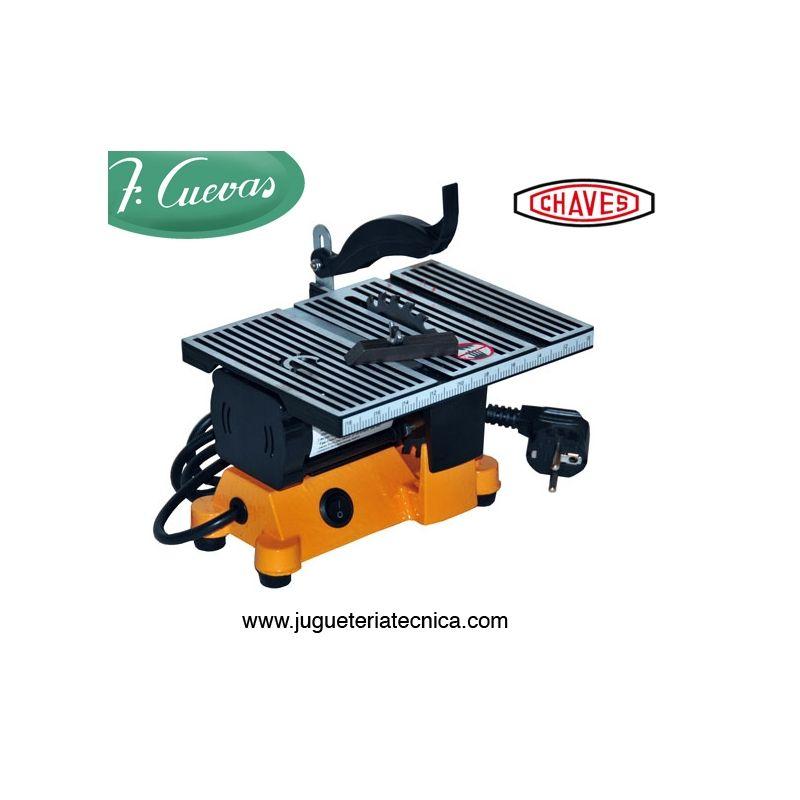 Mini sierra circular a 220v chaves 6005 herramientas - Mini herramientas electricas ...