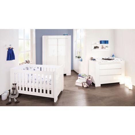 PINOLINO 3-tlg Babyzimmer Sky Walzen, Babyzimmer und Vorteile - pinolino babyzimmer design